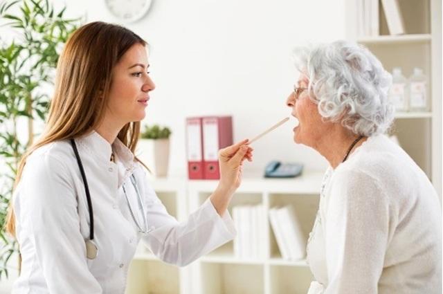 Những dấu hiệu sớm của ung thư lưỡi? - 1