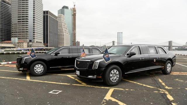 Ngày thường, đoàn xe hộ tống Tổng thống Mỹ Donald Trump di chuyển như thế nào? - 1