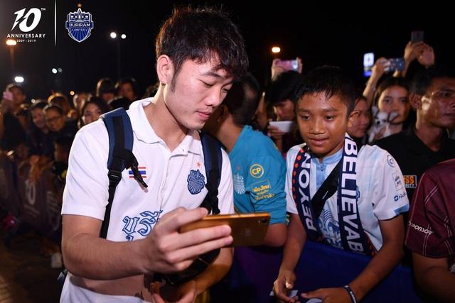 Xuân Trường dự bị trận thứ 6 liên tiếp, Buriram United bị đối thủ cầm chân - 1