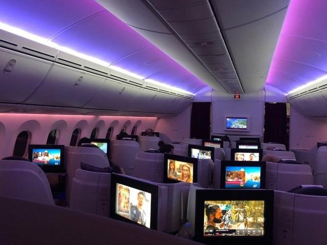 Những hãng hàng không tốt nhất thế giới năm 2019 - 18
