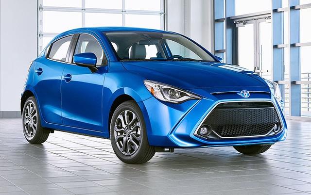 """Toyota """"mượn"""" Mazda2 cho Yaris tại thị trường Bắc Mỹ - 4"""