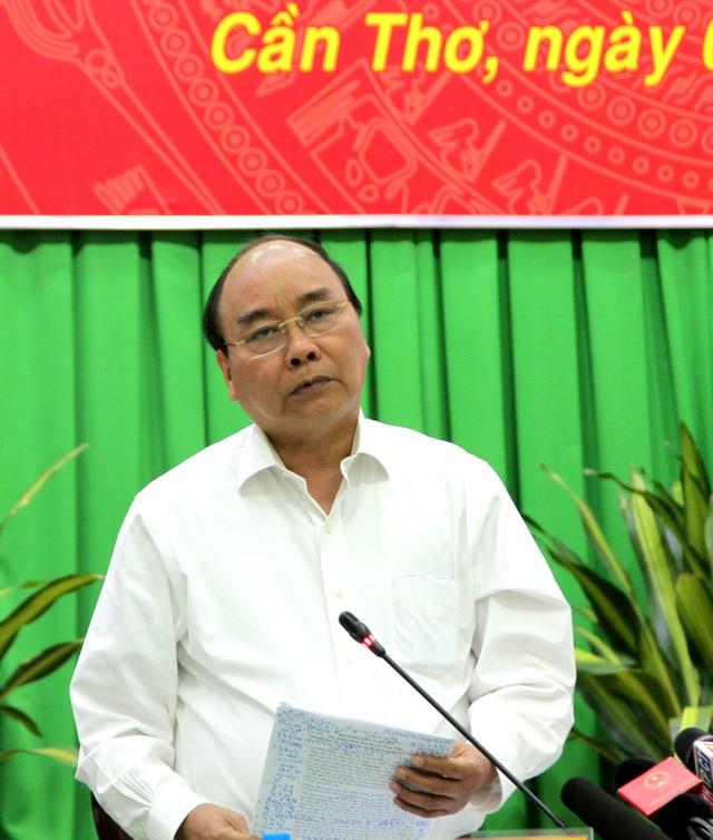 Thủ tướng Chính Phủ: ĐBSCL cần phát triển mạnh mẽ hạ tầng thông minh - 3