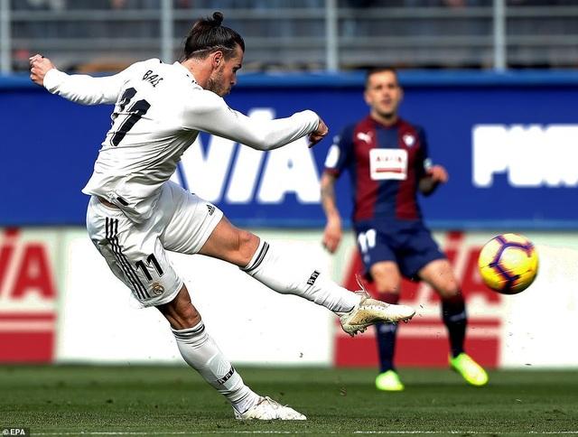 Real Madrid quyết phục hận Eibar và áp lực của HLV Zidane - 4