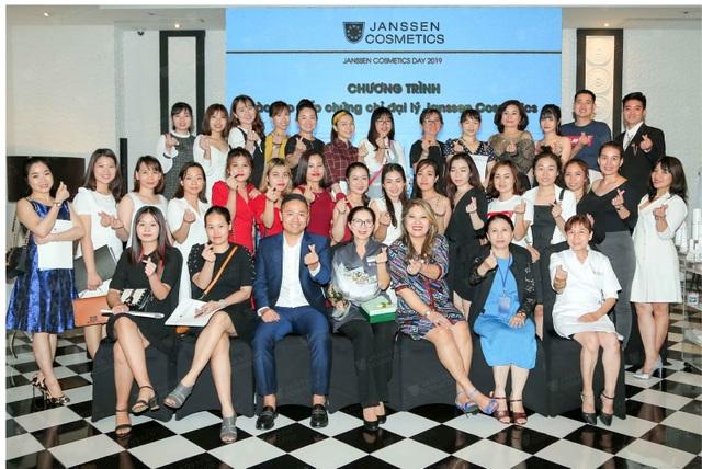 Janssen Cosmetics Day 2019 - Thành công đến từ sự hợp tác chân thành - 1