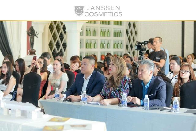 Janssen Cosmetics Day 2019 - Thành công đến từ sự hợp tác chân thành - 5