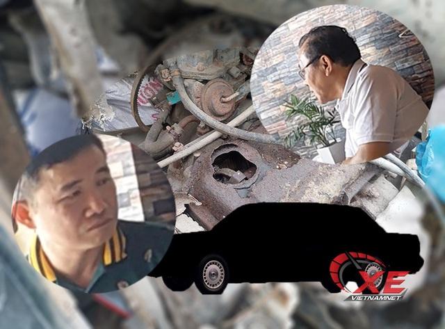 Bỏ quên ô tô 13 năm đi đòi lại: Chủ xe tố ngược gara bội tín - 1