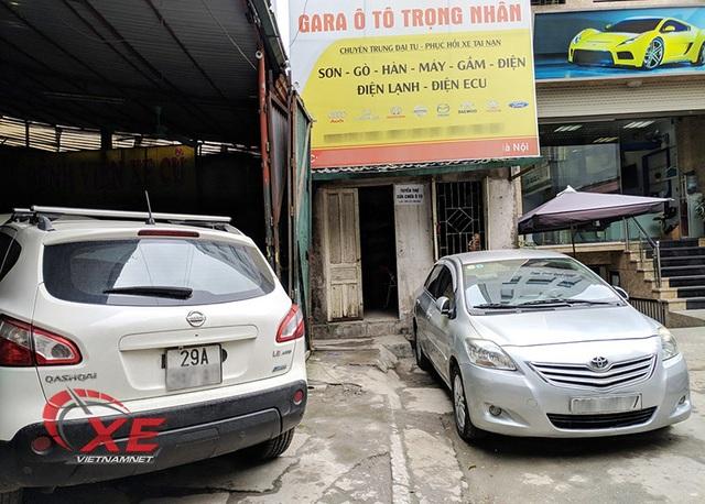Bỏ quên ô tô 13 năm đi đòi lại: Chủ xe tố ngược gara bội tín - 2
