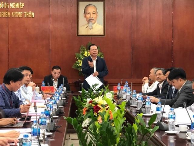Việt Nam đủ năng lực nghiên cứu, sản xuất vắc xin dịch tả lợn châu Phi - 1