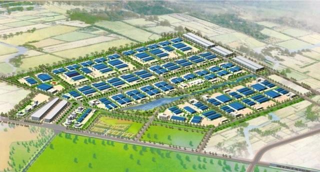 Bắc Ninh: Đất nền quanh khu công nghiệp tiếp tục tăng nhiệt - 1