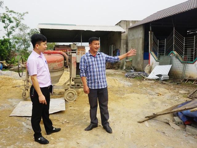 Nghệ An: Đất bị giới hạn diện tích xây dựng, hàng chục hộ dân khốn đốn! - 2