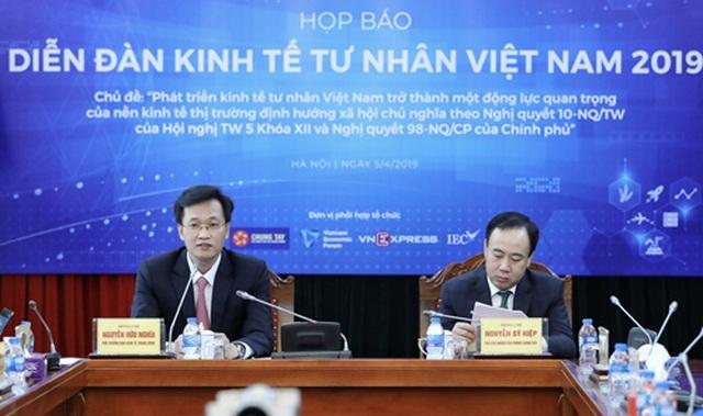 Chính phủ sẽ gặp 2.500 doanh nghiệp cùng bàn chiến lược cho kinh tế tư nhân - 1