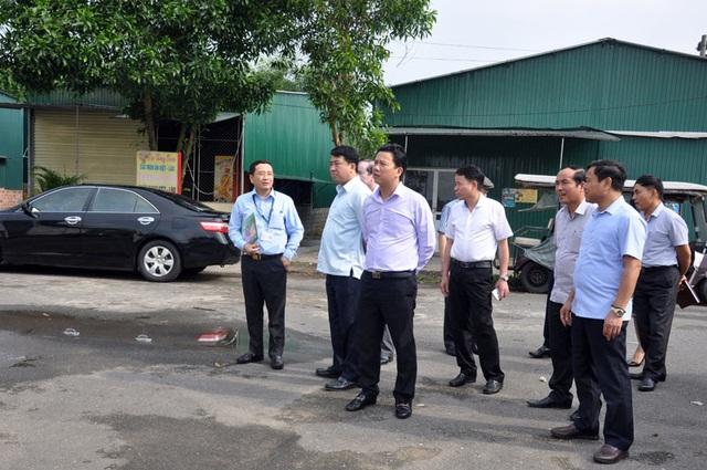 Chủ tịch tỉnh chỉ trích lãnh đạo Trường ĐH Hà Tĩnh buông lỏng quản lý cơ sở vật chất - 3
