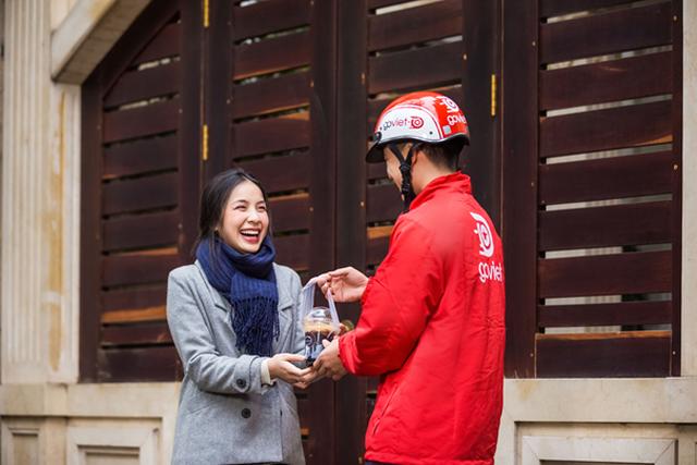 GO-VIET chính thức triển khai dịch vụ GO-FOOD tại Hà Nội - 1