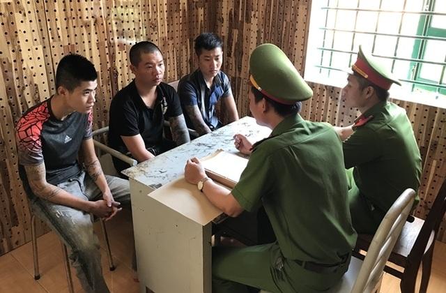 Bắt nhóm thanh niên từ Hà Nội vào Đắk Nông cho vay lãi suất gần 400%/năm - 1
