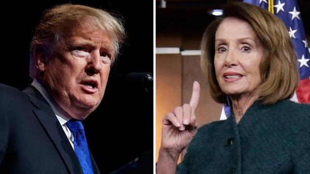 Hạ viện Mỹ tuyên bố kiện ông Trump để chặn ngân sách xây tường biên giới - 1
