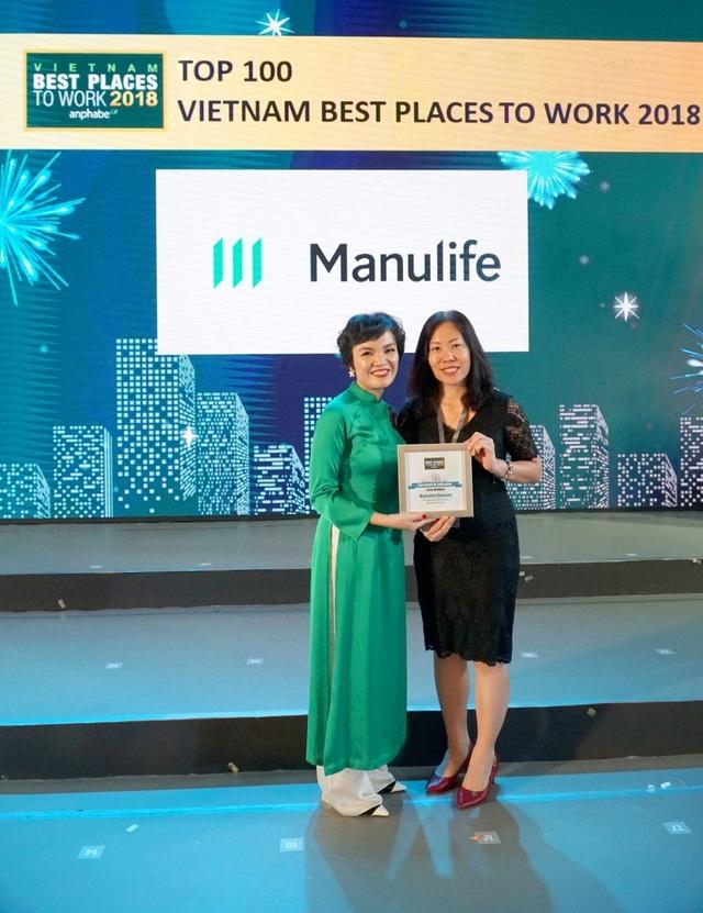 Manulife Việt Nam gắn kết nhân viên trong thời đại công nghệ số - 1