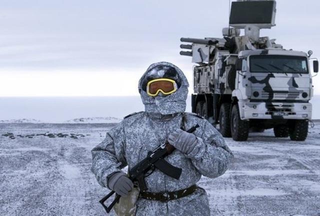 Có gì trong căn cứ mới của Nga ở Bắc cực? - 1