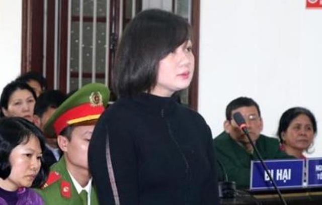 Nguyên nữ Thanh tra tỉnh lĩnh án vì lừa đảo - 1