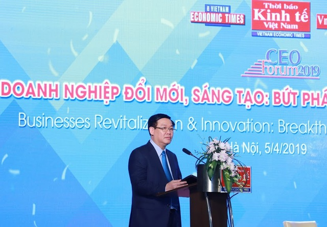 Bộ trưởng Nguyễn Mạnh Hùng: Muốn đổi mới thành công ở thời đại 4.0... phải làm ngược - 2