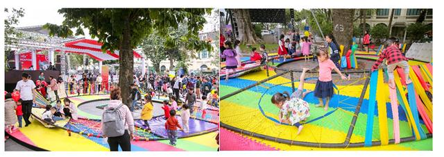 Lễ hội Singapore đầu tiên tại Việt Nam thu hút hàng ngàn người dân phía Bắc - 3