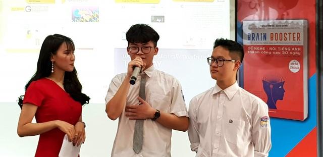 Lần đầu tiên công nghệ sóng não được ứng dụng vào học tiếng Anh - 2