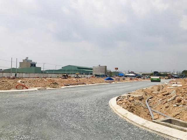 TP.HCM: Quỹ đất hạn hẹp, bất động sản vùng ven sôi động - 1