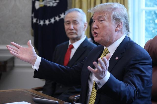 Ông Trump: Mỹ - Nga - Trung nên đầu tư vào hòa bình, thay vì vũ khí - 1