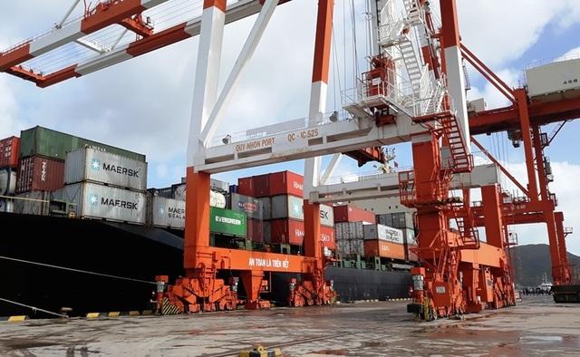 """Bình Định: Vinalines có """"động thái"""", Cảng Quy Nhơn bất ngờ dời đại hội cổ đông - 1"""