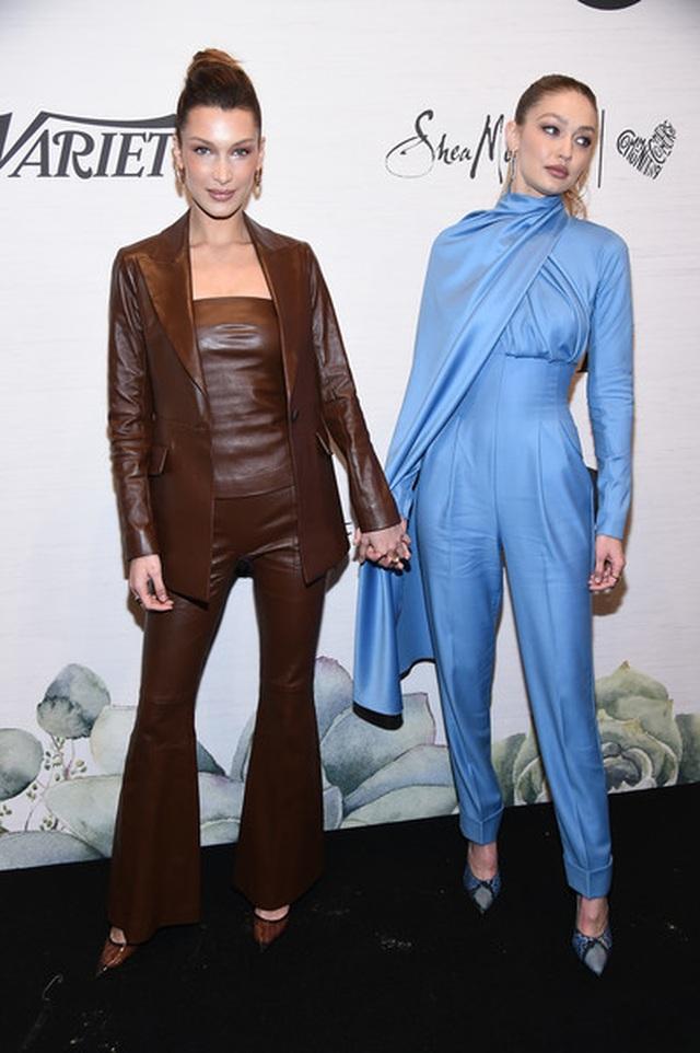 Ashley Graham đọ dáng với Gigi Hadid - 7