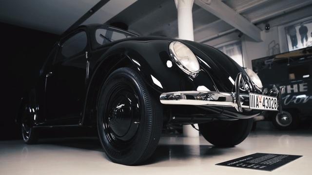 Chiếc VW Beetle độc nhất vô nhị do Porsche thiết kế và sản xuất - 3
