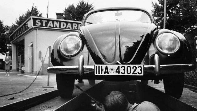 Chiếc VW Beetle độc nhất vô nhị do Porsche thiết kế và sản xuất - 10