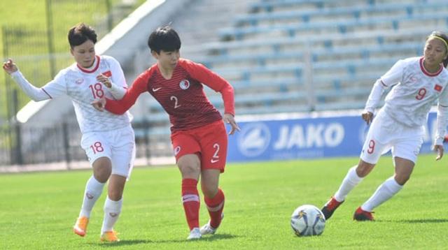 Đội tuyển nữ Việt Nam sớm giành vé vào vòng loại thứ 3 Olympic 2020 - 1