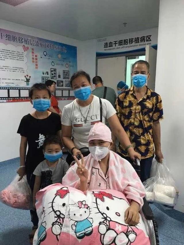 Cô gái 25 tuổi bị chồng ép chọn lựa giữa con trai và tiền để điều trị bệnh hiểm nghèo - 3
