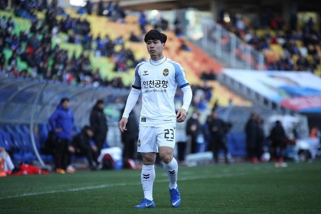 HLV Incheon United nói gì về màn trình diễn của Công Phượng? - 1
