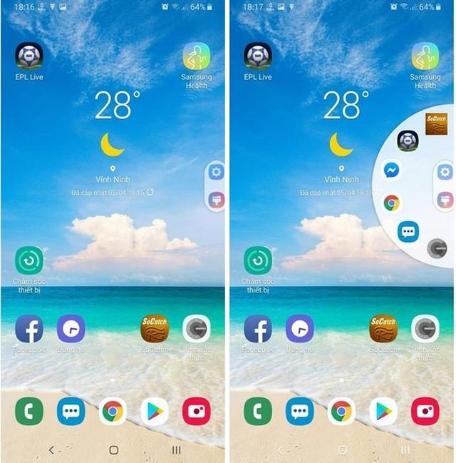 Ứng dụng hữu ích giúp dùng smartphone bằng một tay dễ dàng hơn - 2