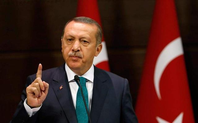 """Thổ Nhĩ Kỳ tiết lộ lý do """"quay lưng"""" với Patriot Mỹ để mua S-400 Nga - 1"""