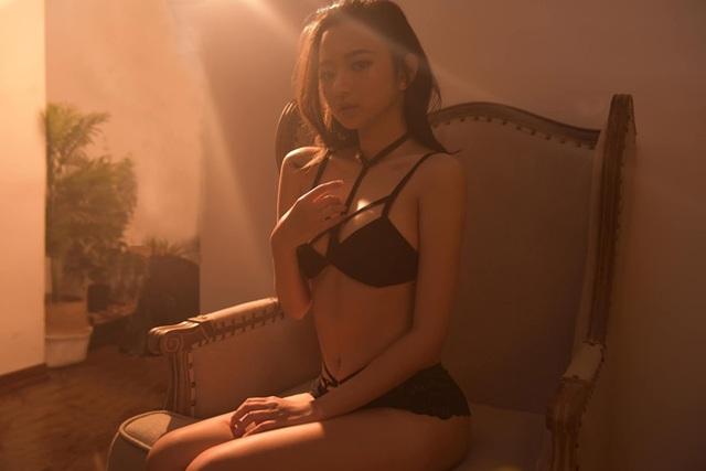 Cô gái trẻ Hải Phòng mặt đẹp như nàng thơ, thân hình cực bốc lửa - 18