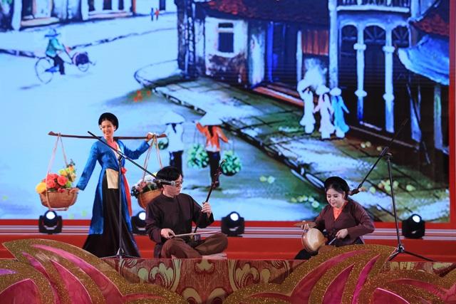 Hàng nghìn người tham dự khai mạc Festival Văn hóa truyền thống Việt 2019 - 5