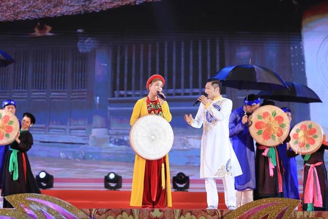 Hàng nghìn người tham dự khai mạc Festival Văn hóa truyền thống Việt 2019 - 4