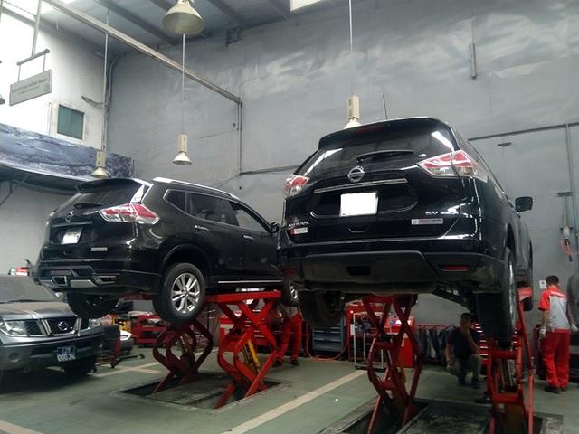 """Nissan X-Trail bị chảy dầu từ hộp số - """"Đúng chuẩn"""" hay có vấn đề? - 3"""