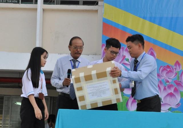 Gần 7.000 học sinh khu vực phía Nam tranh tài kỳ thi Olympic tháng 4 - 2