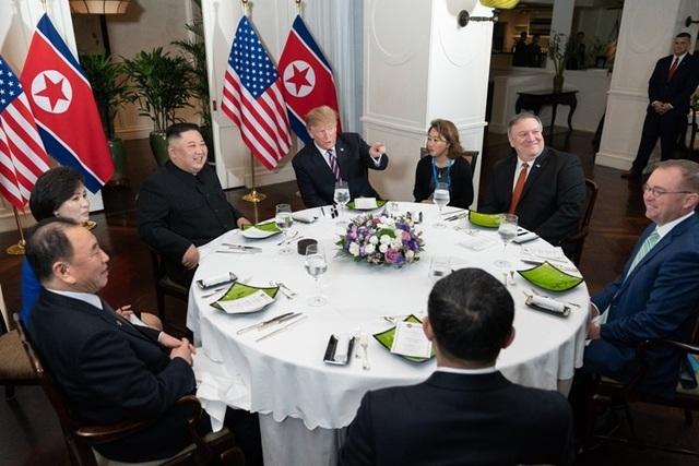Tổng thống Trump và Chủ tịch Kim có thể gặp thượng đỉnh lần ba - 1