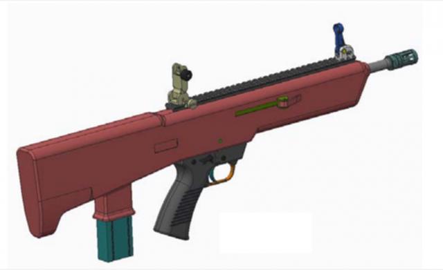 Mỹ nghiên cứu phát triển súng và đạn bộ binh mới - 1