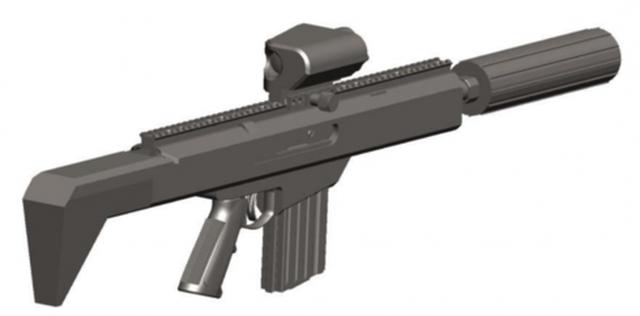 Mỹ nghiên cứu phát triển súng và đạn bộ binh mới - 2