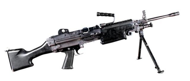 Mỹ nghiên cứu phát triển súng và đạn bộ binh mới - 3