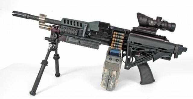 Mỹ nghiên cứu phát triển súng và đạn bộ binh mới - 4