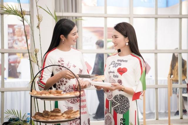 Hoa hậu Ngọc Hân được Italy phong danh hiệu Đại sứ ẩm thực - 11