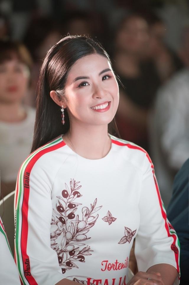 Hoa hậu Ngọc Hân được Italy phong danh hiệu Đại sứ ẩm thực - 2