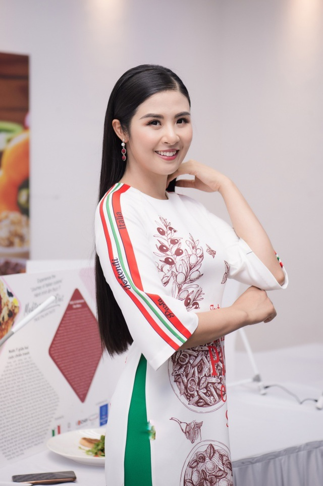 Hoa hậu Ngọc Hân được Italy phong danh hiệu Đại sứ ẩm thực - 10