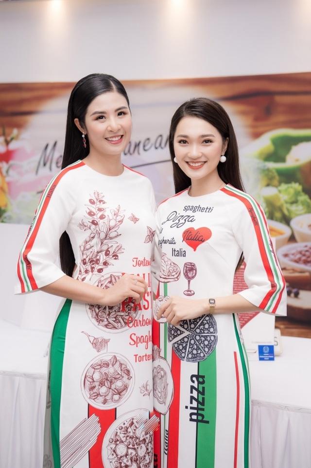 Hoa hậu Ngọc Hân được Italy phong danh hiệu Đại sứ ẩm thực - 12